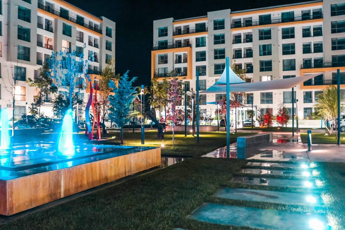 Apartament White Onix Blue Cazare Plaja Mare Mamaia Nord