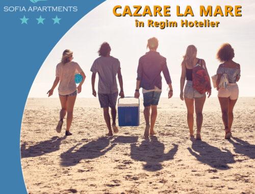 Vrei să ai parte de cea mai frumoasă vacanță la mare alături de copii? Anul acesta petrece concediul la Sofia City Park Mall Apartament