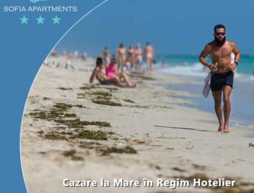 Apartamente de vis pentru o vacanță la reușită la mare Știm că ți-a fost dor de o vacanță, de mângâierea soarelui și de nisipul fin de sub picioare.