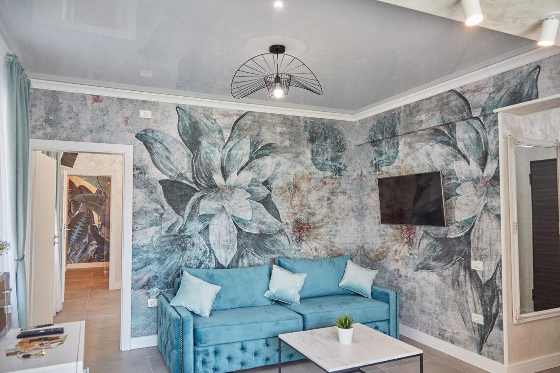Cauti Cazare la Mare in Apartament in Regim Hotelier? Rezerva Acum Sofia Blue Aqua Apartament Cazare MAMAIA NORD Navodari